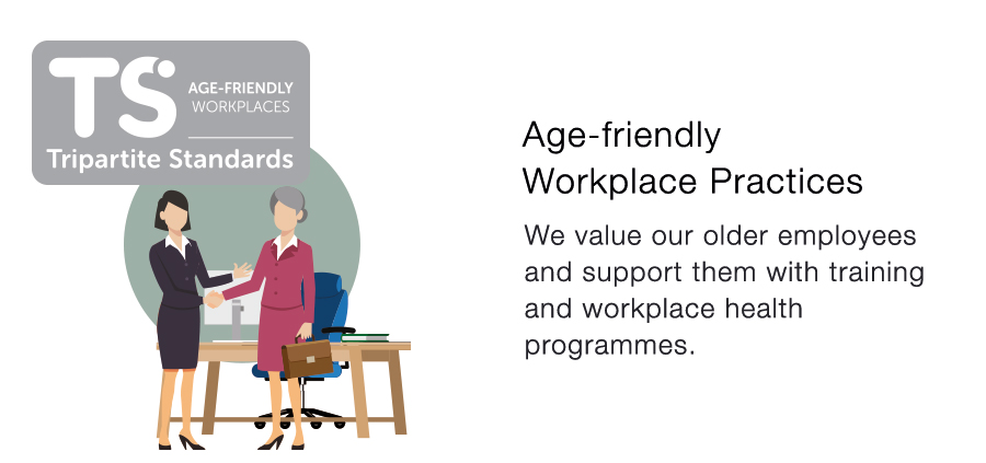 Age-friendly Workplace Practices