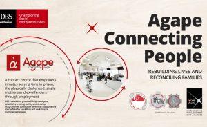 AGAPE Wins DBS Foundation Grant Award 2019