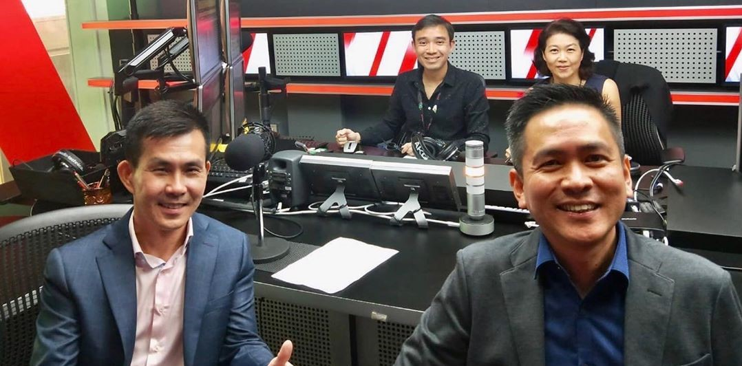 On The Radio: Joseph See & Jonathan Thio on CNA938 Live