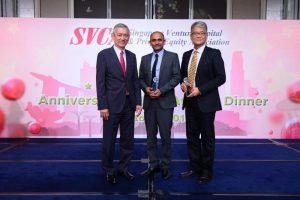 AGAPE's Founder Anil David Wins Social Enterprise of 2016