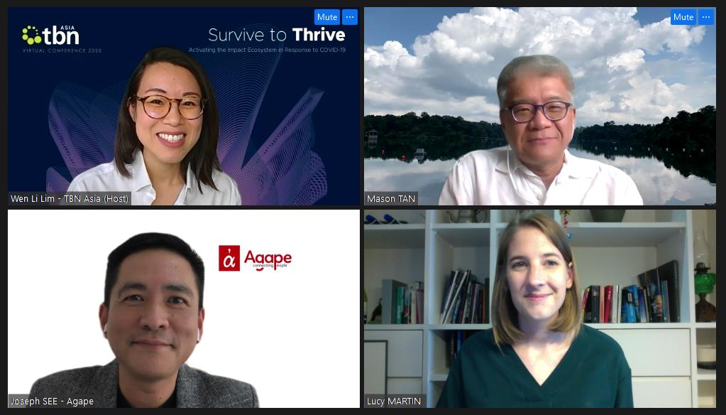 TBN Asia Conference 2020: Success in Second Chances