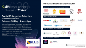 TBN Asia Conference 2020: Social Enterprise Saturday
