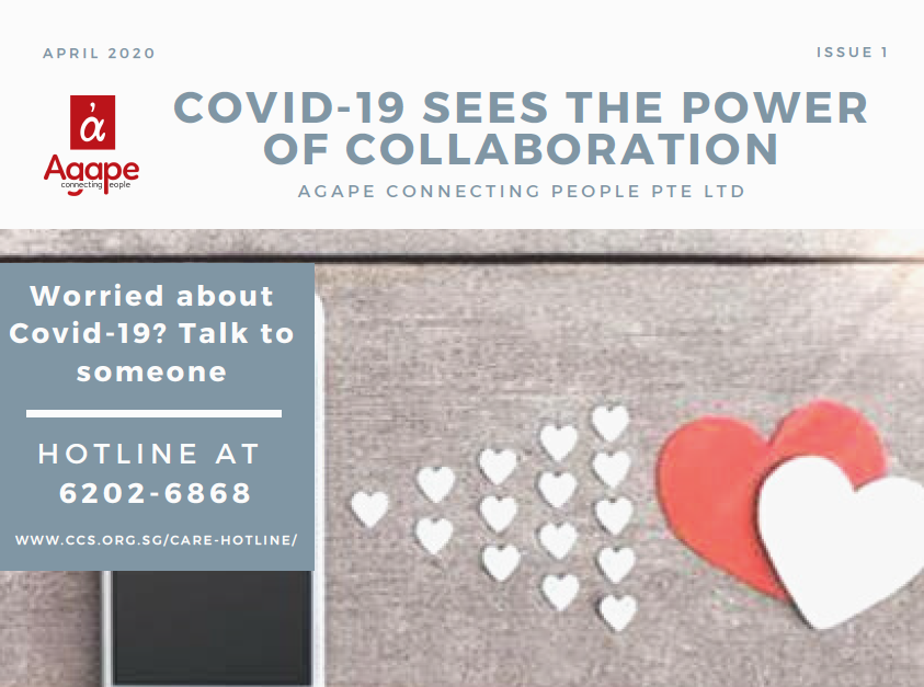 April 2020: COVID-19 Sees the Power of Collaboration