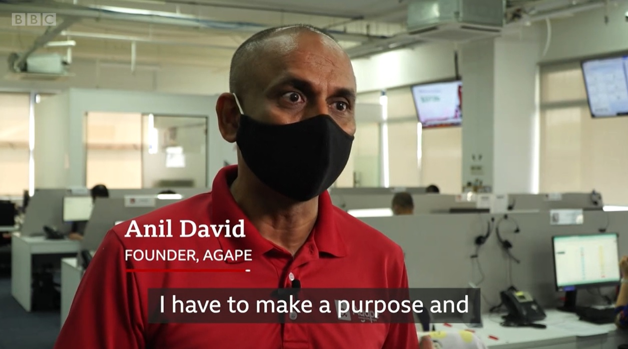 BBC: From Prison Cell To Call Centre In Singapore