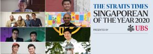 AGAPE's Founder Anil David Finalist For Singaporean of the Year